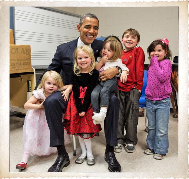 Obama Kids 2