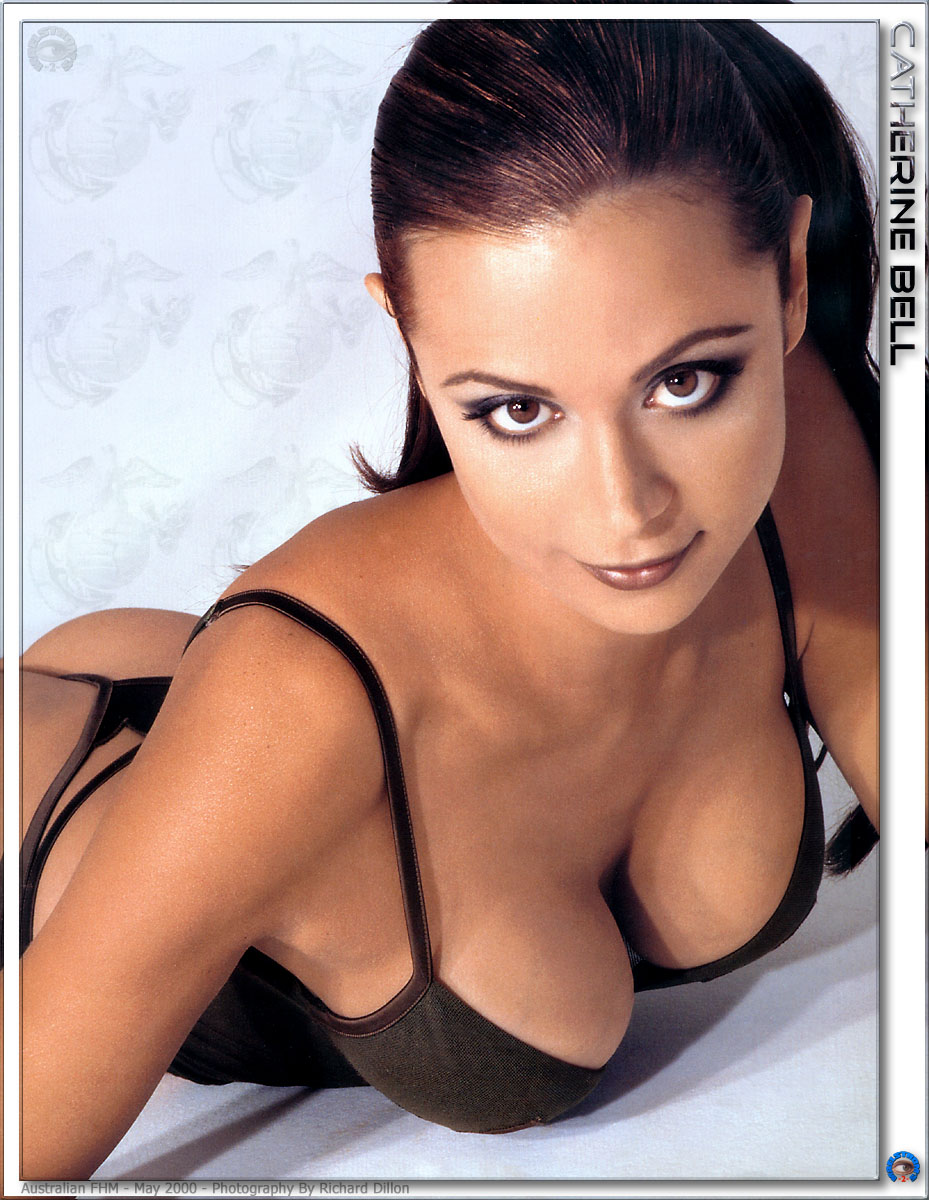 Bartcop S Tv Hotties Catherine Bell Page 191