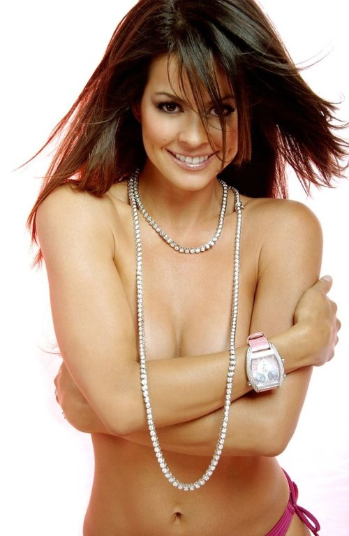 brooke burke in playboy