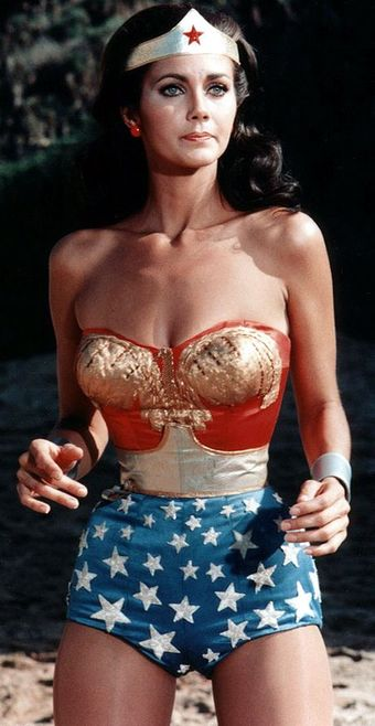 "Wonder Woman says, ""Unless you have an invisible jet and a lariat of truth, you need to make better choices"""
