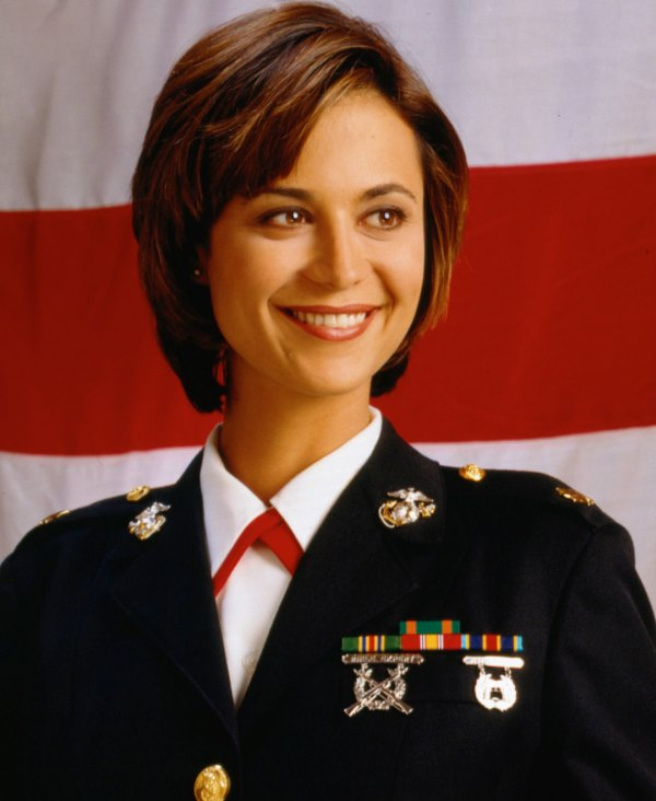 Image result for catherine bell JAG