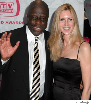 Ann coulter dating jj
