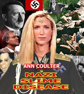 Ann Coulter Ugly