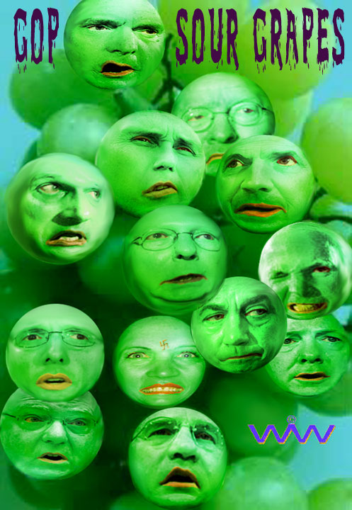 """sour grapes French translation of """"sour grapes"""" 