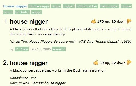 nigger the meaning of a word Many people consider this word to be equally as offensive as nigger the words nigger and nigga are pronounced alike in certain dialects, and so it has been claimed that they are one and the same word.