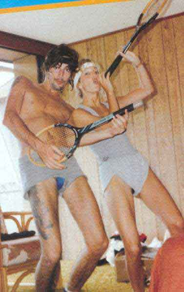tommy lee and pamela anderson pictures. Pamela Anderson#39;s husband,