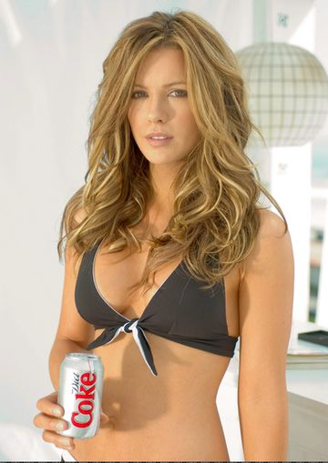 kate beckinsale diet coke Push Up Bikini | Fashion