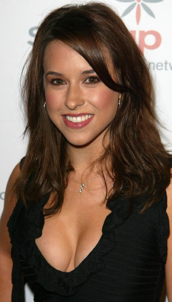 Lacey Chabert Sexy smile