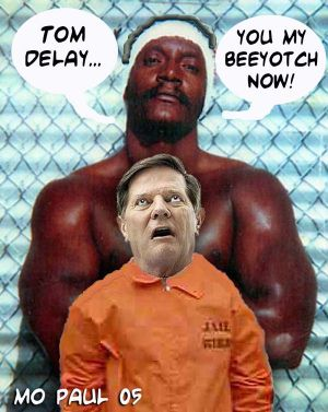 Mrs. Tom Delay