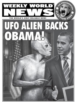 alien endorses obama