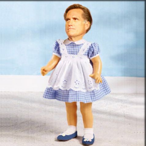 Romney Doll