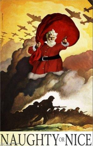 santa war
