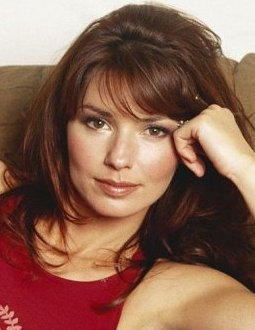 shania twain and  nude