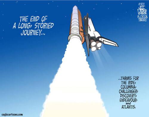 space shuttle challenger jokes - photo #13