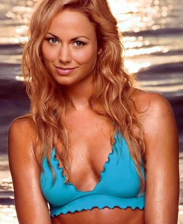 stacy keibler boobs