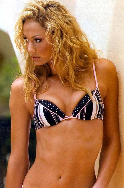 Really. join Stacy keibler bikini