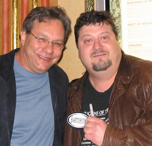 Lewis Black and I
