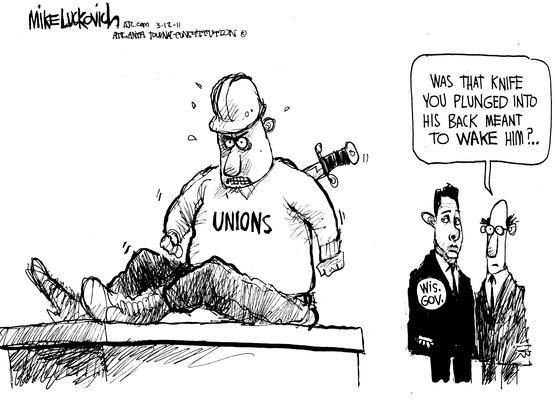 union stab