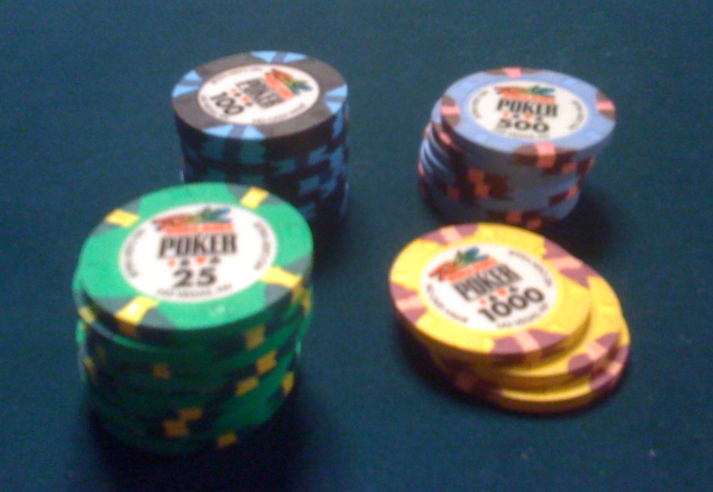 wsop main event chip count